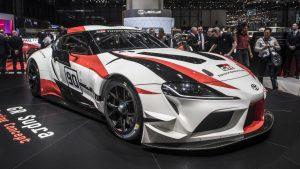Autosalón Ženeva - Toyota Supra GR Concept