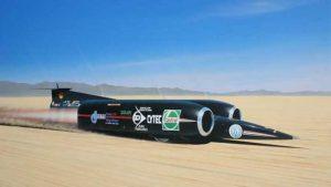 najrýchlejšie auto - automobilové rekordy