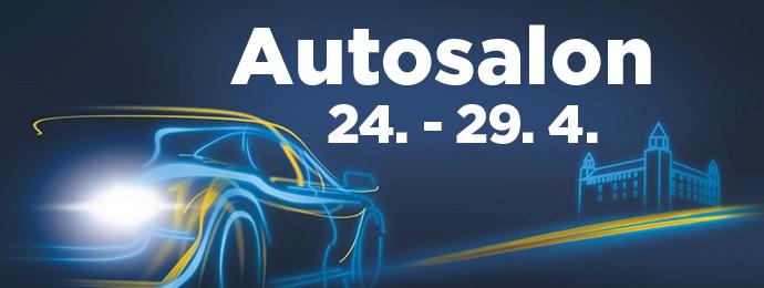 Autosalón Bratislava 2018 – kvôli týmto autám sa ho oplatí navštíviť!