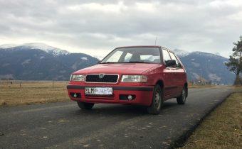 TEST Jazdenky Škoda Felicia 1.3 LXI