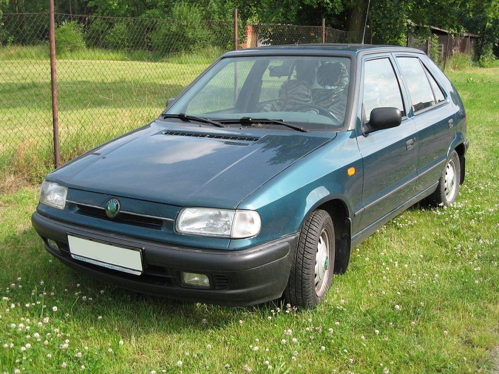 najlepšie auto do 600 eur - škoda felicia 1.3