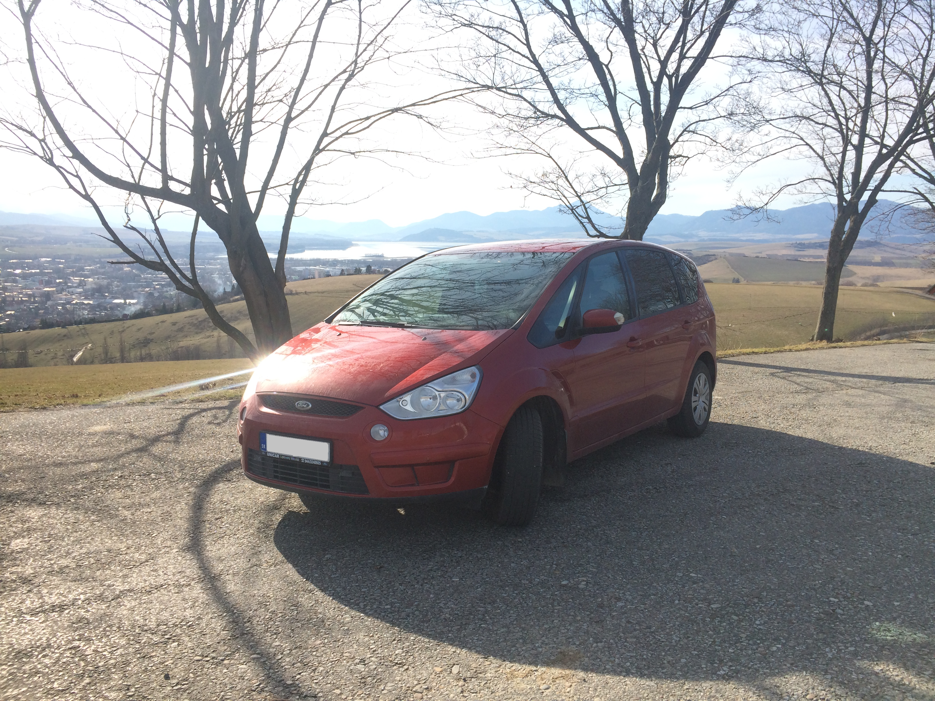 TEST Jazdenky Ford S-Max 2.0 Duratec 1.gen
