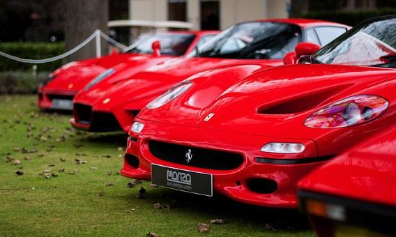 Ktoré sú vaše najobľúbenejšie Ferrari modely? Toto je mojich TOP 5!
