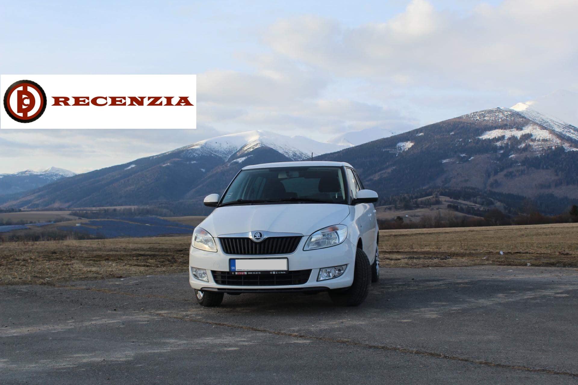 TEST Jazdenky Škoda Fabia 1.2 HTP 2. gen