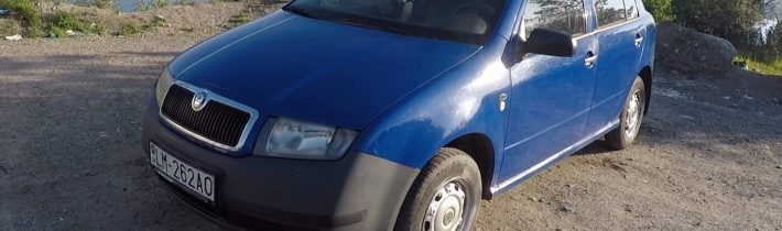 TEST Jazdenky Škoda Fabia Junior 1.4 MPI
