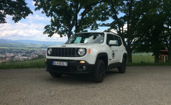 TEST Jeep Renegade 2.0 Multijet Night Eagle