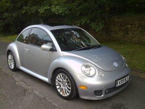 volkswagen modely new beetle