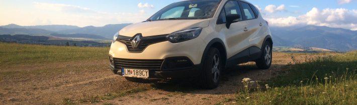 TEST Jazdenky Renault Captur 0.9 TCe