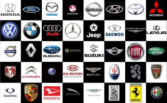 Najkrajšie automobilové logá všetkých čias – môj výber