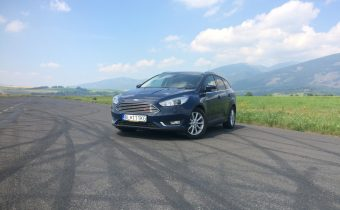 TEST Jazdenky Ford Focus Combi 2.0 TDCi Duratorq