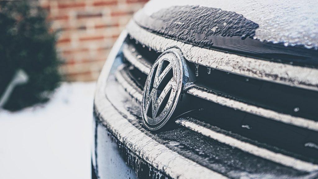 mýty o autách zima motor