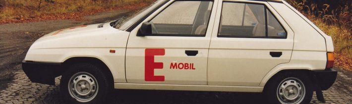 Škoda Eltra 151 – čo priniesol elektrický Favorit?