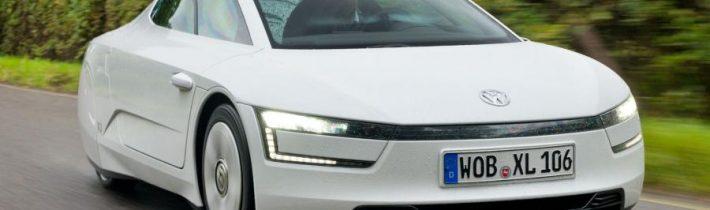 Volkswagen XL1 – mimozemšťan, ktorý sa reálne vyrábal