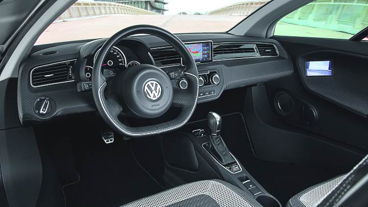 Volkswagen XL1 interier