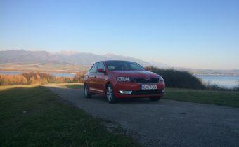 TEST Jazdenky Škoda Rapid 1.6 TDI 66kW