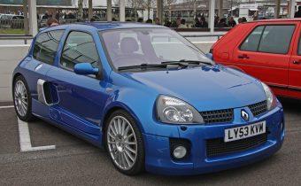 Renault Clio V6 Renault Sport – čím bola táto chuťovka tak výnimočná?
