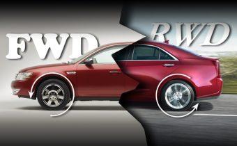 FWD vs RWD vs AWD – ktorý je najlepší?