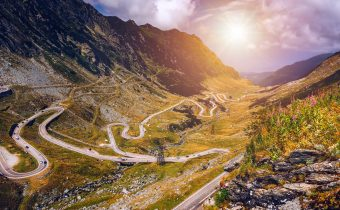 5 najkrajších šoférskych ciest sveta, ktoré chcem navštíviť