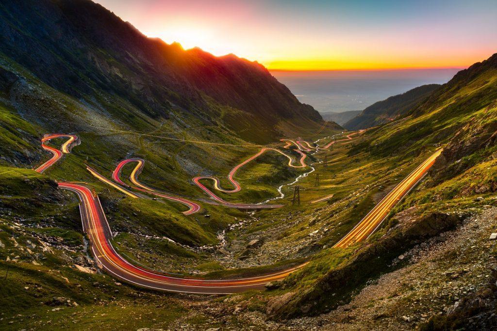 najkrajsia cesta transfagarasan