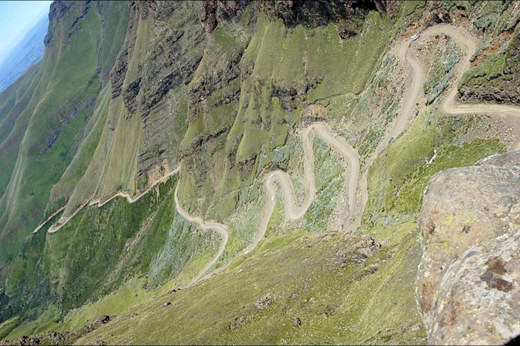 cesta sani pass
