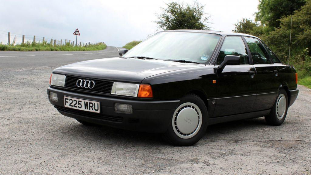 Audi 80 autá do 1000 eur