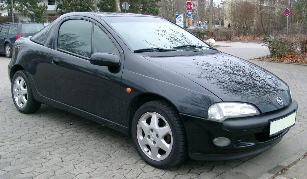 najzaujímavejšie autá do 1000 eur Opel Tigra