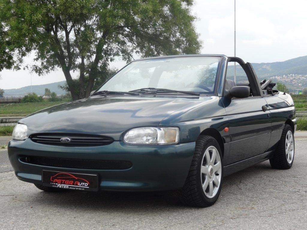 auto do 1000 eur Ford Escort Cabrio