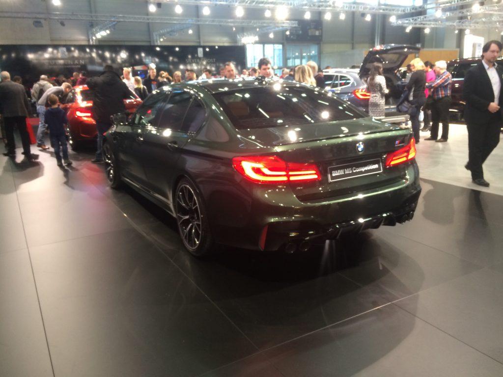 Autosalón Viedeň 2019 BMW M5