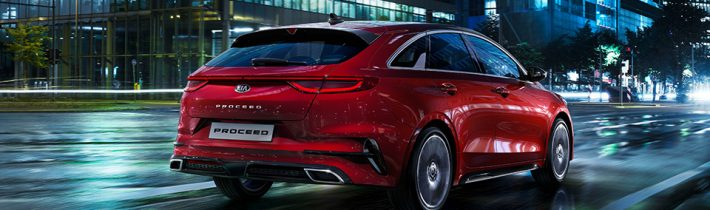 Kia ProCeed – ach, ten zadok…
