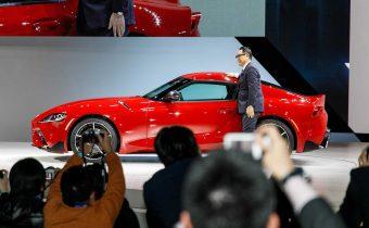Nová Toyota Supra 2020 oficiálne predstavená! Video z Detroit Auto Show