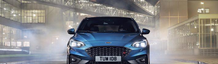 Ford Focus ST 2019 – žiadna napumpovaná kosačka!