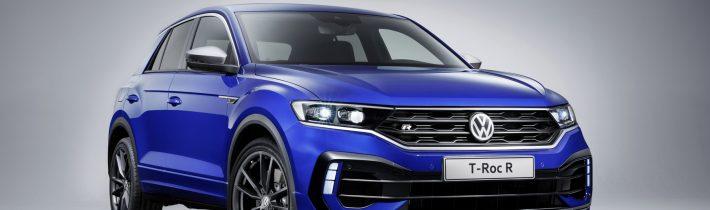 Volkswagen T-Roc R – nový pRedátor odhalený!