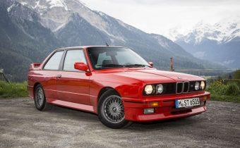 Prečo je BMW M3 E30 jedno z najúžasnejších áut všetkých čias?