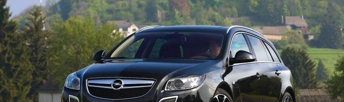 Opel Insignia ST OPC – zabudnutá chuťovka