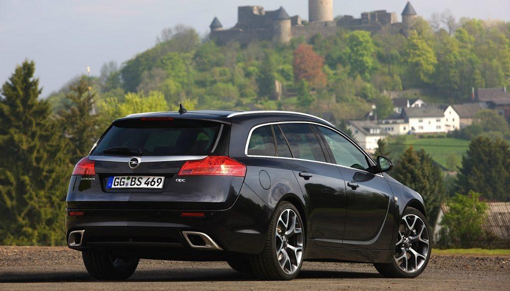 Opel Insignia ST OPC
