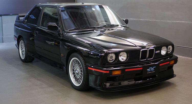 BMW M3 e30 evolution