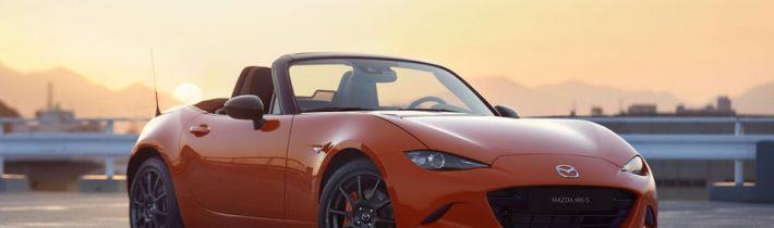 Mazda MX-5 30th Anniversary Edition – najoranžovejšia z oranžových