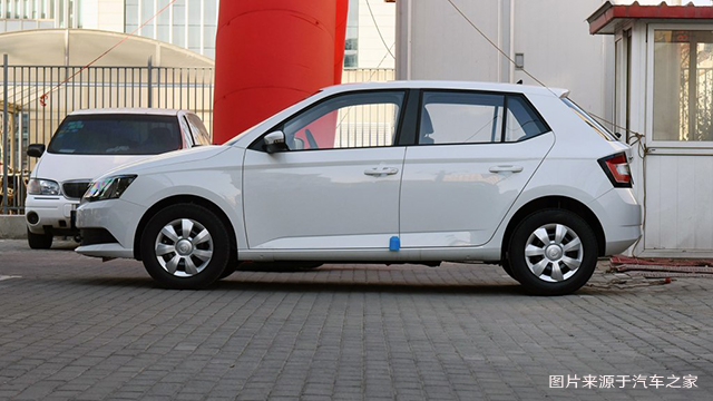 Škoda Fabia čínske Škodovky