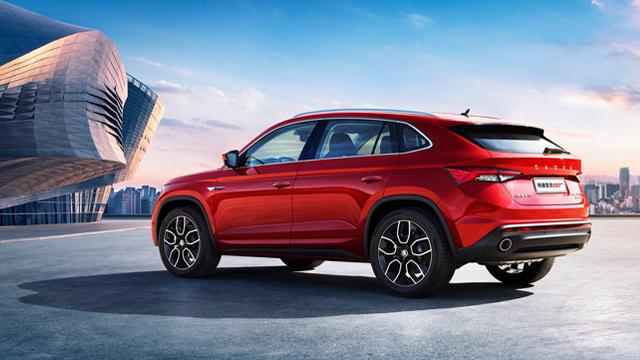 Škoda Kodiaq GT Čína