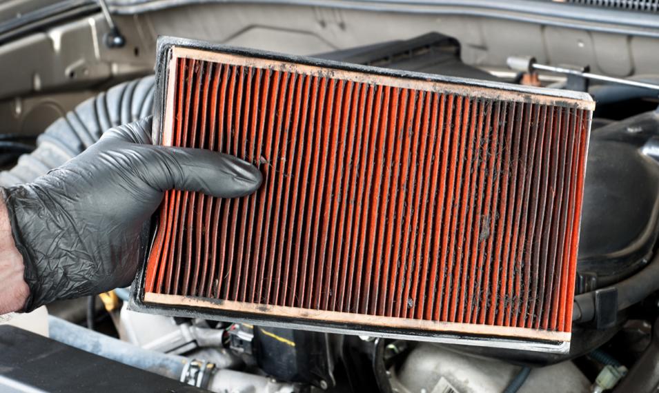 starostlivosť o turbo vzduchový filter