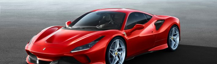 Ferrari F8 Tributo – žiadne triturbo!
