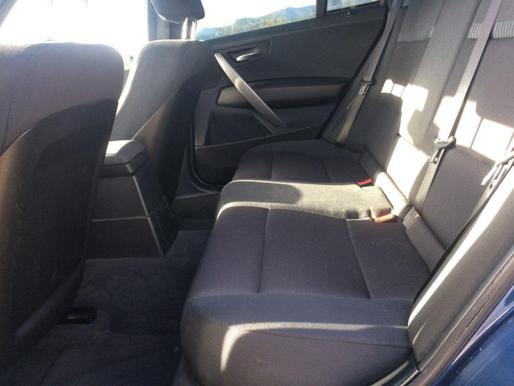 BMW X3 E83 20d test jazdenky