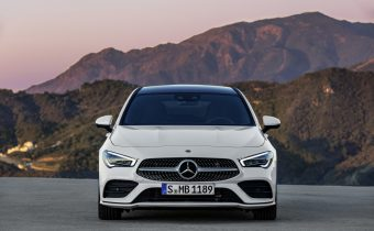 2019 Mercedes CLA Shooting Brake – Proceed tras sa!