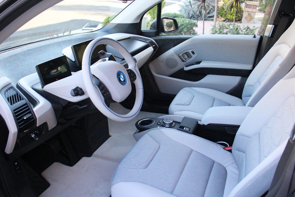 BMW i3 nové auto