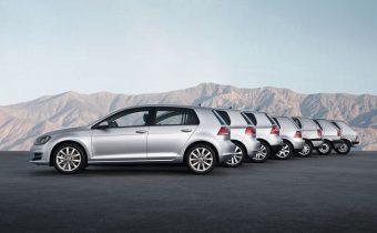 Volkswagen Golf – ako sa rodila legenda?