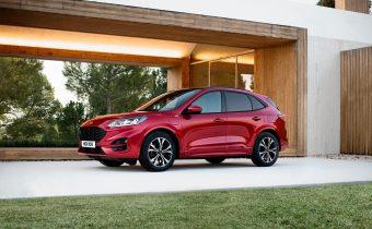 Nový Ford Kuga – príbeh pubertiačky, ktorá dospela