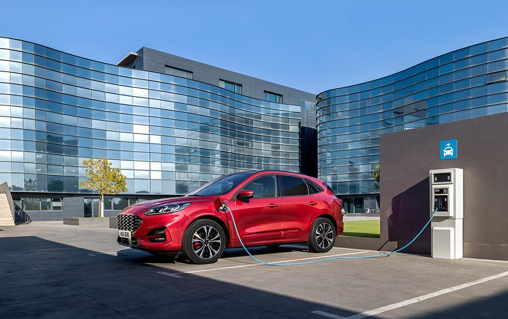 Ford Kuga 2019 Hybrid