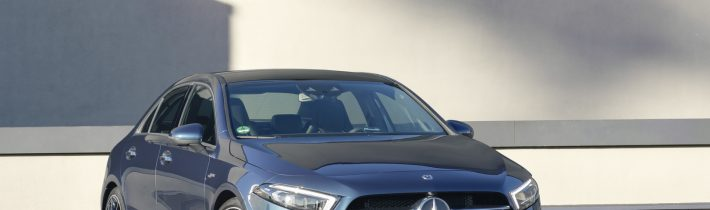 Mercedes-AMG A 35 4MATIC sedan – hot-sedan, ktorý chceš!