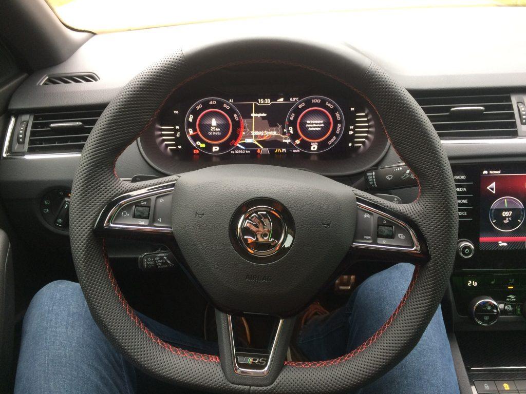 Škoda Octavia RS 245 2019
