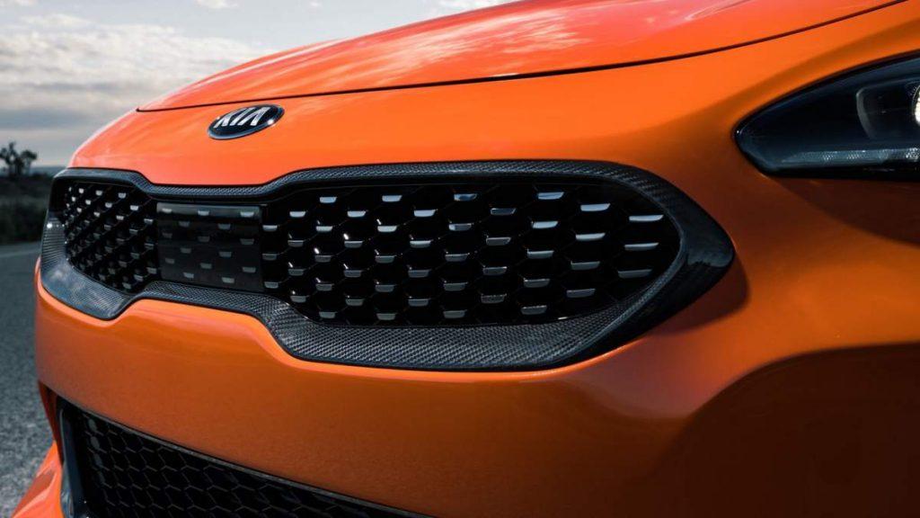 Kia Stinger GTS 2019